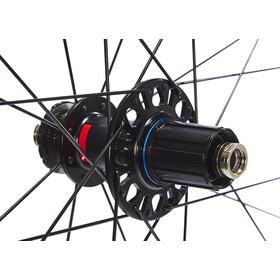 "Fulcrum Racing 7 DB Wheelset Road 28"" 2-Way Fit Shimano CL, black/white"